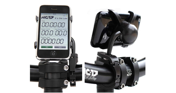 NC-17 Bike Mount fr iPhone 3G und 3Gs